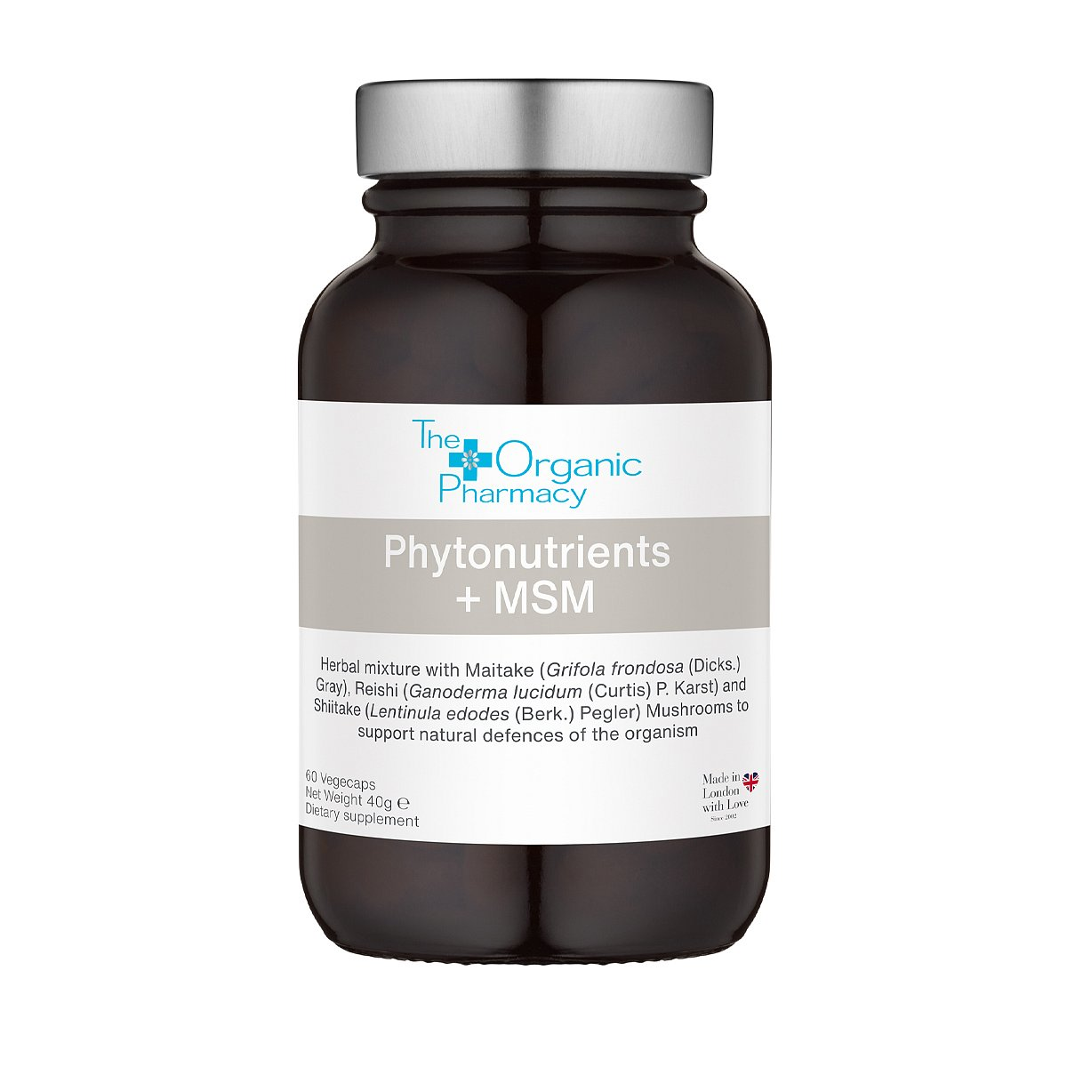 The Organic Pharmacy Fytonutrienty s MSM