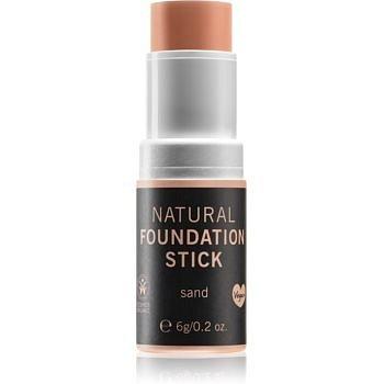 Benecos Natural Beauty kompaktní make-up odstín Sand 6 g