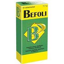 BEFOLI tablety 30