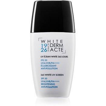 Academie 365 White UV Screen ochranný pleťový krém s vysokou UV ochranou  30 ml