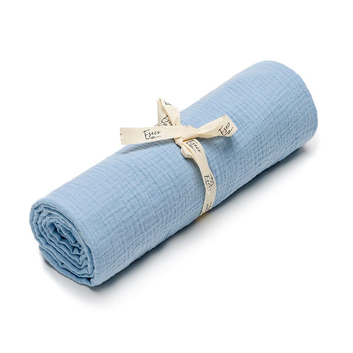 ESECO Mušelínová osuška 1 ks blue
