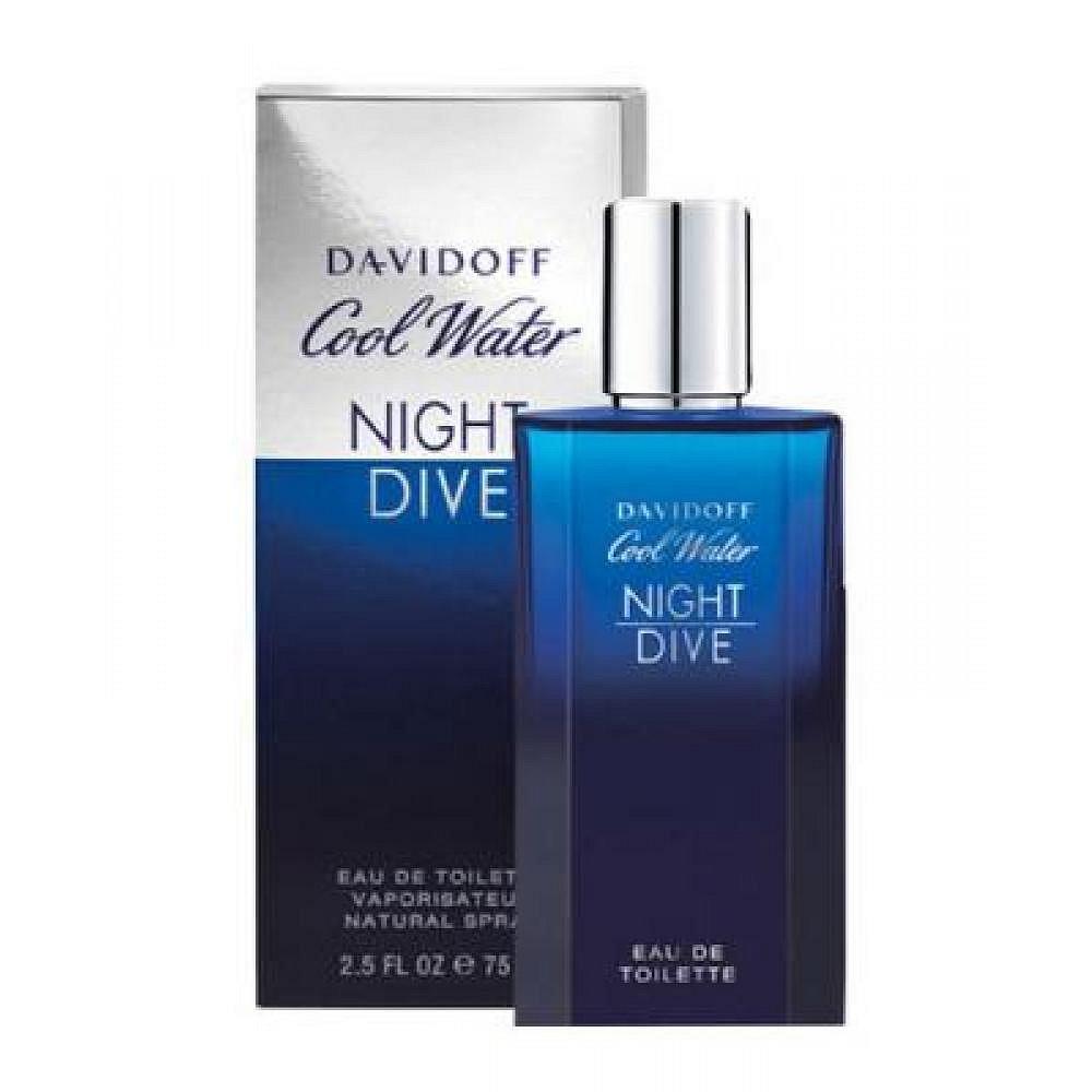 Davidoff Cool Water Night Dive Toaletní voda 75ml