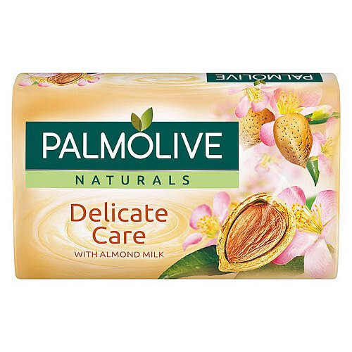 Palmolive Tuhé mýdlo s mandlovým mlékem Delicate Care  90 g