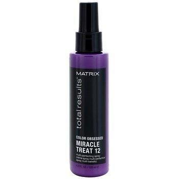 Matrix Total Results Color Obsessed bezoplachová péče pro barvené vlasy 125 ml
