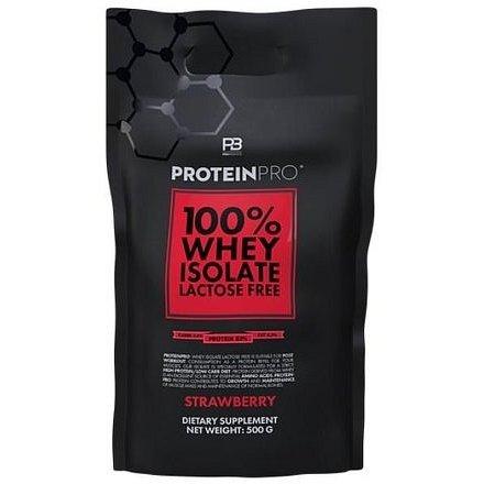 ProteinPRO 100% Bezlaktózový jahoda 500g