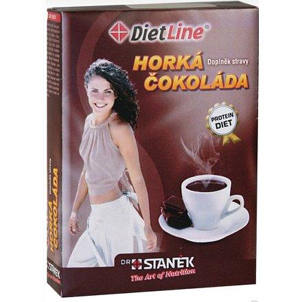 DietLine Horká čokoláda 3ks