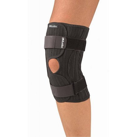 Mueller Elastic Knee Brace, Ortéza na koleno L/XL