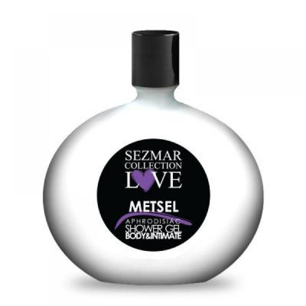 HRISTINA Metsel Intimní sprchový gel s afrodiziaky 250 ml