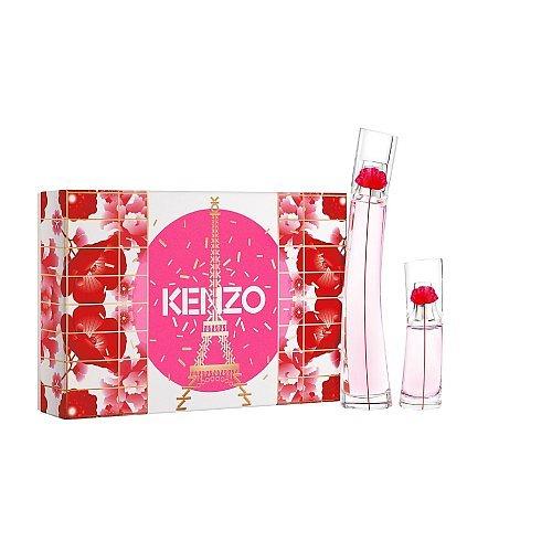 Kenzo Christmas Set Flower by Kenzo Poppy Boquet dárková kazeta EdP 50 ml + 15 ml