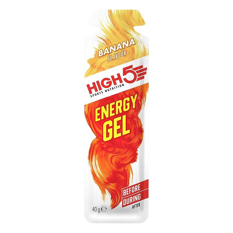 High5 Energy Gel banán 40g
