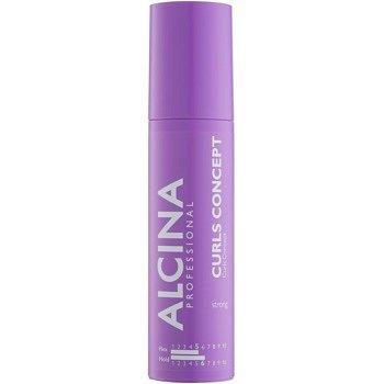 Alcina Strong stylingový gel pro zpevnění přirozeně vlnitých vlasů  100 ml