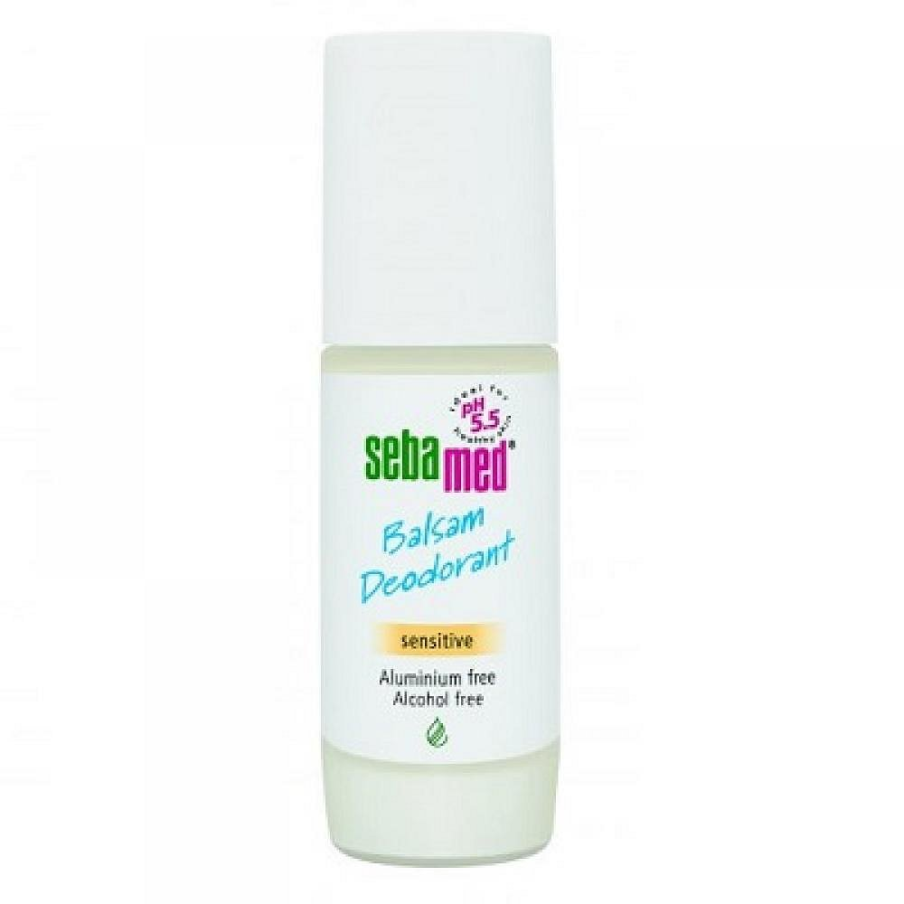 Sebamed roll-on Balm Sensitive 50ml, poškozený obal