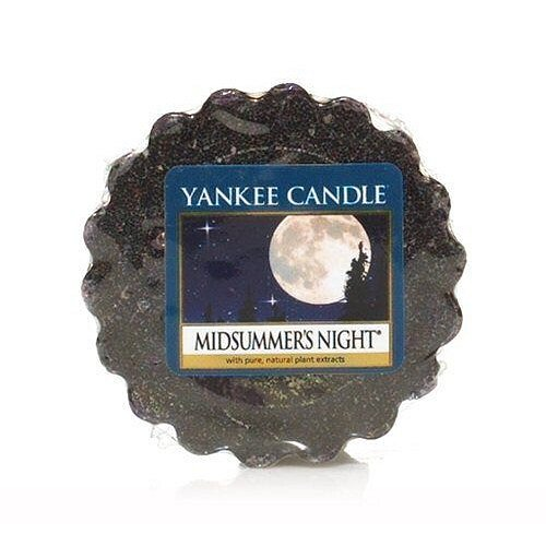 Yankee Candle Vonný vosk do aromalampy Midsummer`s Night  22 g