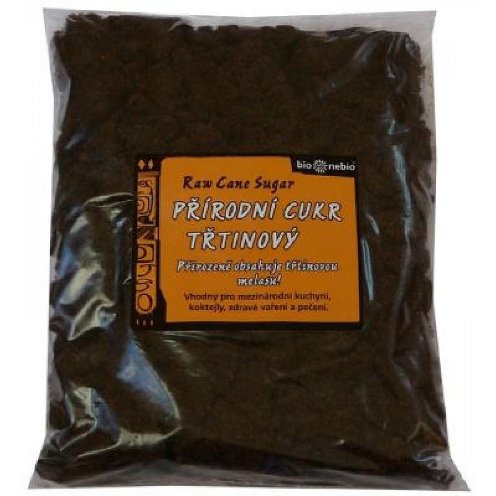 BIO NEBIO Melasový přírodní třtinový cukr 300 g