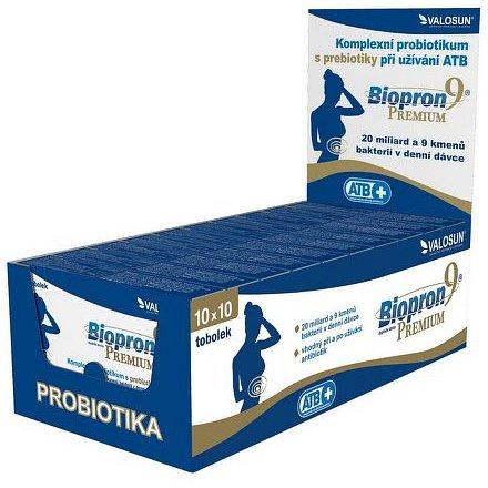 Biopron 9 PREMIUM 10x10 tobolek