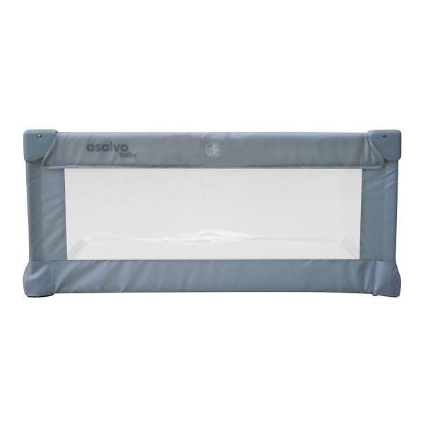 Asalvo Zábrana k posteli 90 cm Grey