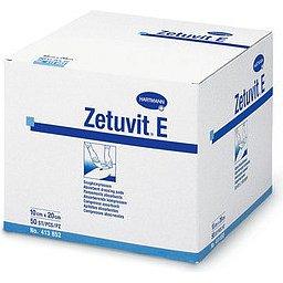 Kompres Zetuvit E nesterilní 10x10cm 50ks