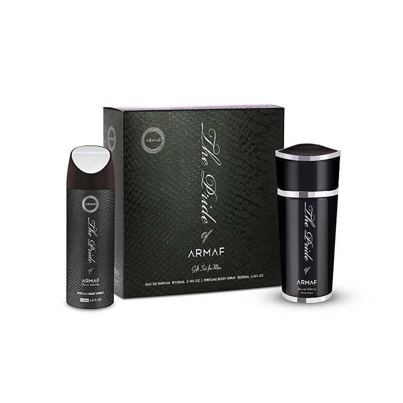 Armaf The Pride Of Armaf For Men - EDP 100 ml + deodorant ve spreji 200 ml