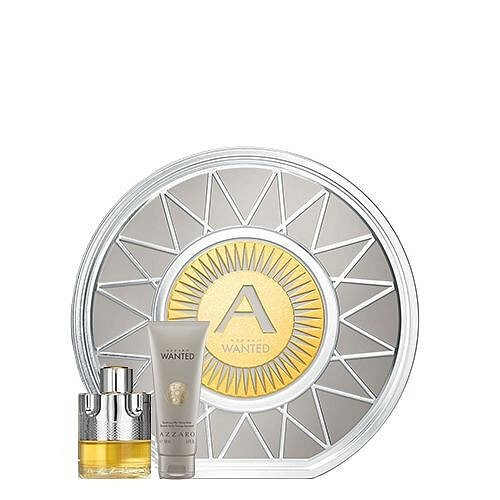 Azzaro Wanted - EDT 100 ml + sprchový gel 100 ml