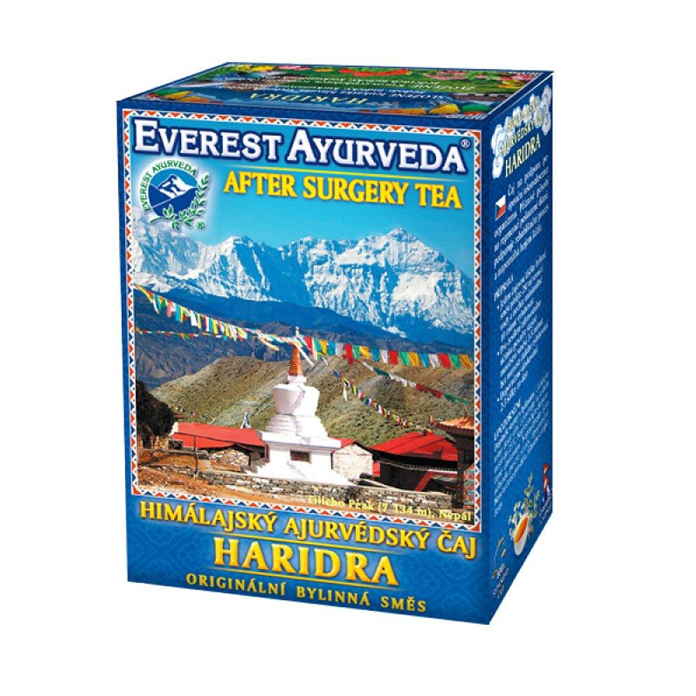 EVEREST-AYURVEDA HARIDRA Rehabilitace & rekonvalescence 100 g sypaného čaje