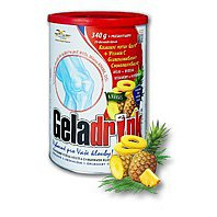 Geladrink Plus ananas 340g
