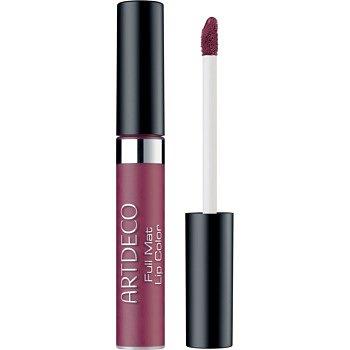 Artdeco Full Mat Lip Color dlouhotrvající matná tekutá rtěnka odstín 21 Velvet Fig 5 ml