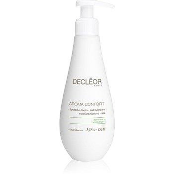 Decléor Aroma Confort tělové hydratační mléko pro suchou pokožku  250 ml