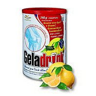 Geladrink Plus citrón 340g