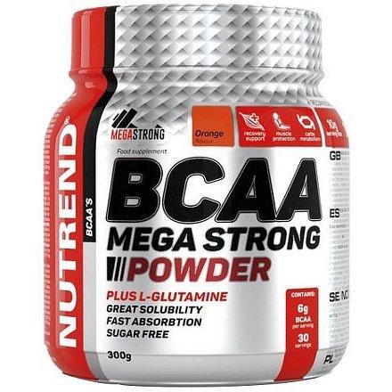 BCAA MEGA STRONG POWDER 300 g pomeranč