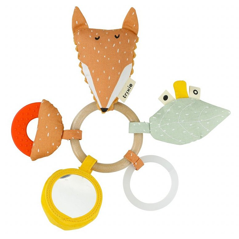 Trixie Aktivity kroužek Mr. Fox