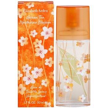 Elizabeth Arden Green Tea Nectarine Blossom toaletní voda pro ženy 50 ml