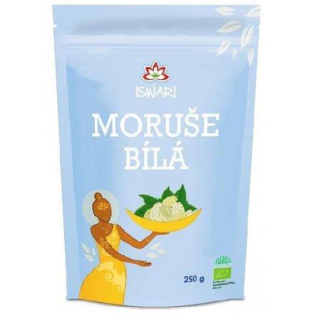 BIO Moruše bílá - sušené plody 250g