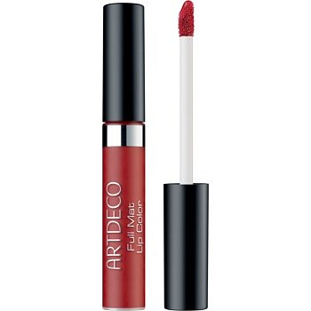 Artdeco Full Mat Lip Color dlouhotrvající matná tekutá rtěnka odstín 62 Crimson Red 5 ml