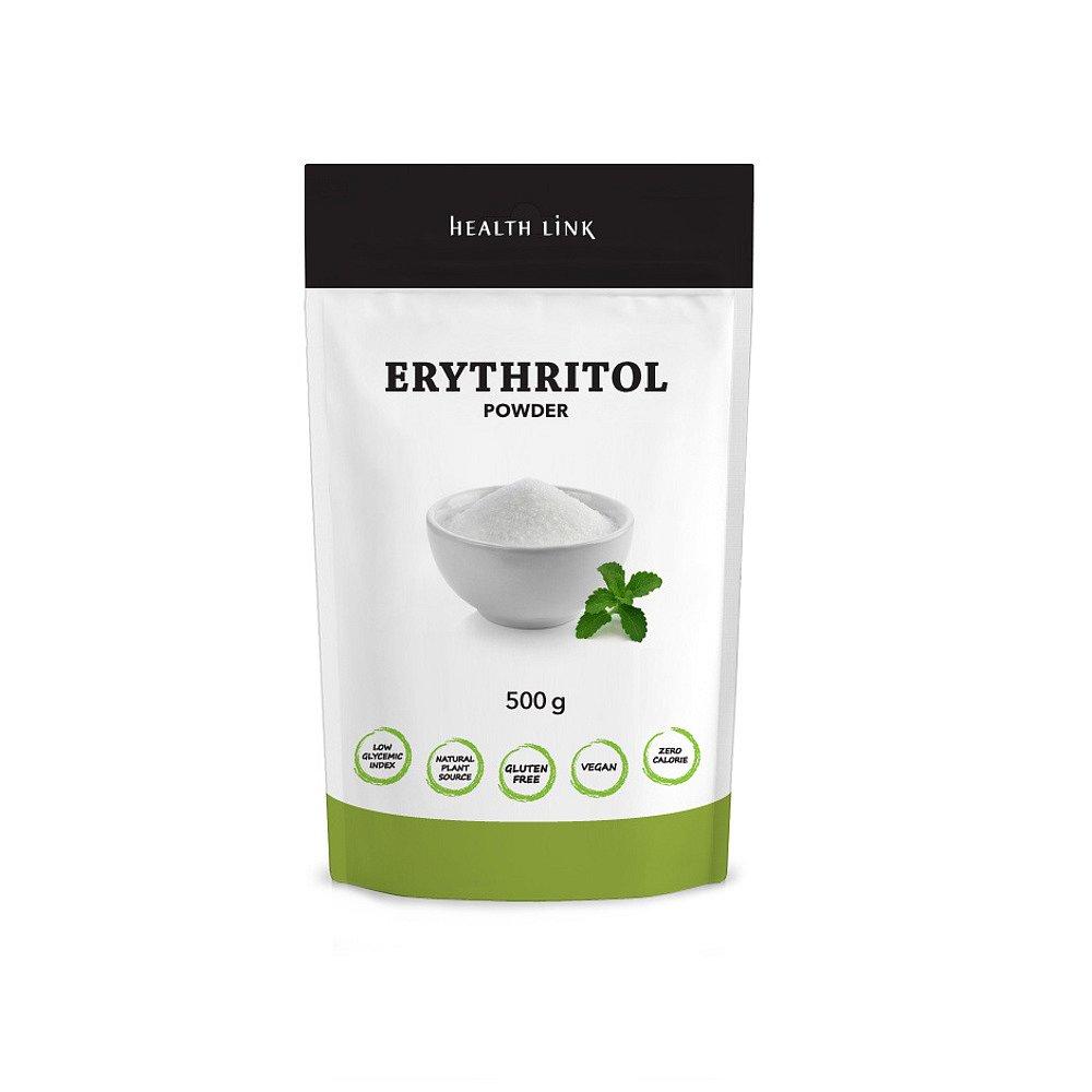 HEALTH LINK Erythritol prášek 500 g