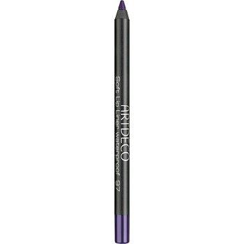 Artdeco Soft Lip Liner Waterproof voděodolná tužka na rty odstín 97 Plum Wine 1,2 g