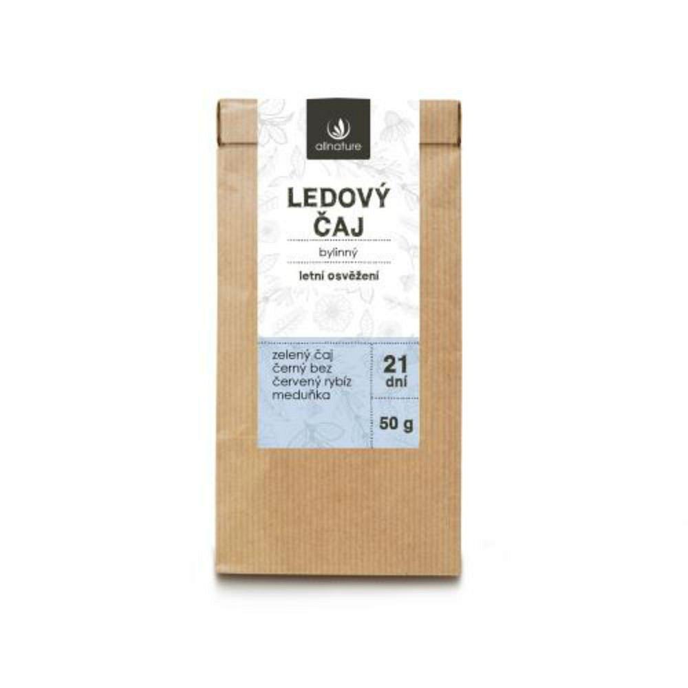 ALLNATURE Ledový čaj bylinný 50 g