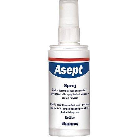 Asept spray 12 x 100ml display