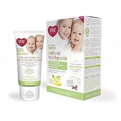 SPLAT Baby Dětská zubní pasta 0 - 3 roky 40 ml jablko - banán + prsťáček