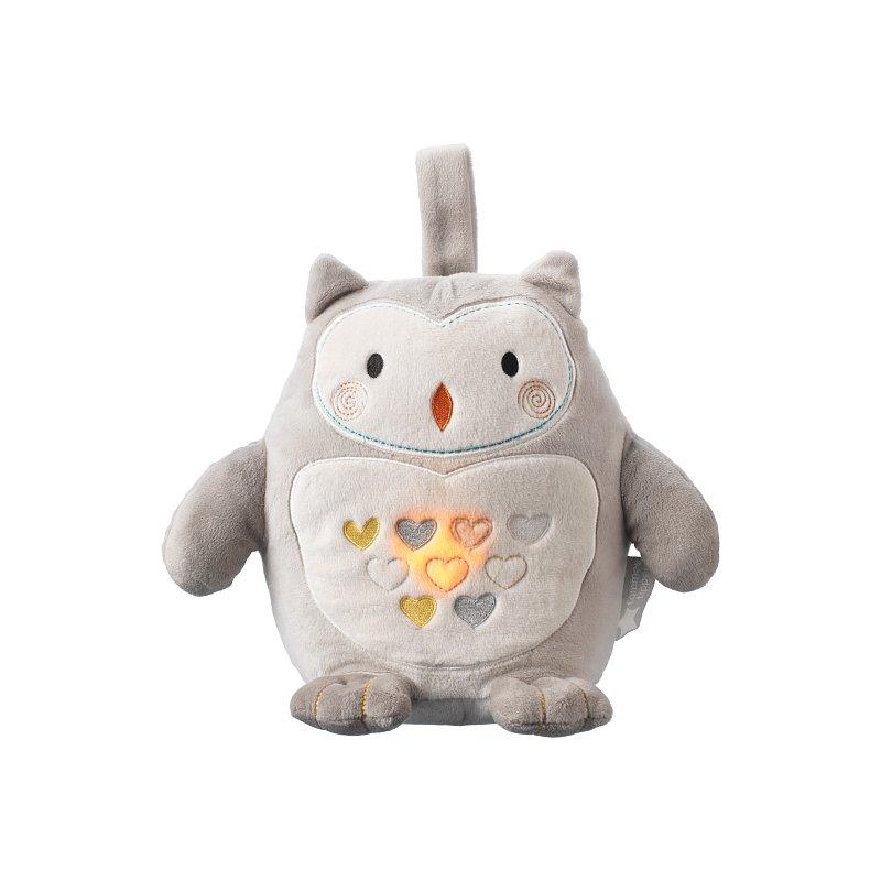 Tommee Tippee Noční světlo s hudbou Grofriend Ollie the Owl