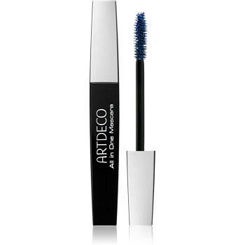 Artdeco All in One Mascara řasenka pro objem, styling a natočení řas odstín 202.05 Blue 10 ml