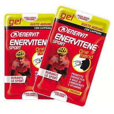 Enervitene Sport Gel One Hand citrus + kofein 2x12,5ml