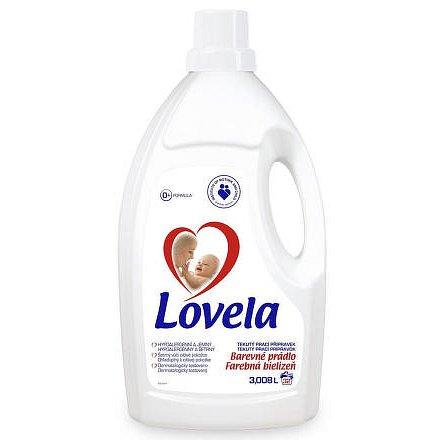 LOVELA gel color 3 L /  32 pracích dávek