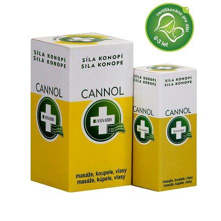 Cannol - konopný olej 30ml