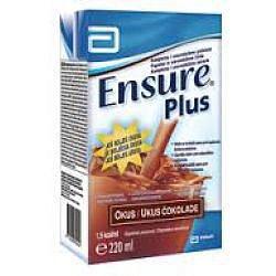 Ensure Plus čokoládová příchuť perorální roztok 1 x 220 ml