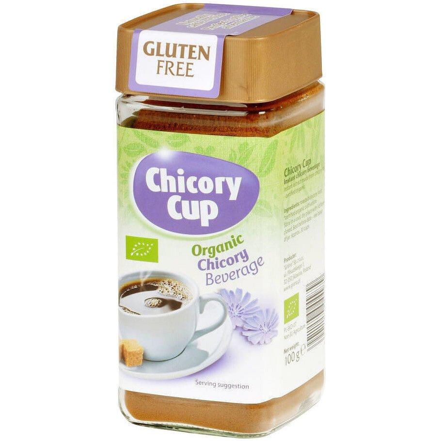 Grana Pražená kávovina z cikorky instantní bez lepku BIO 100g