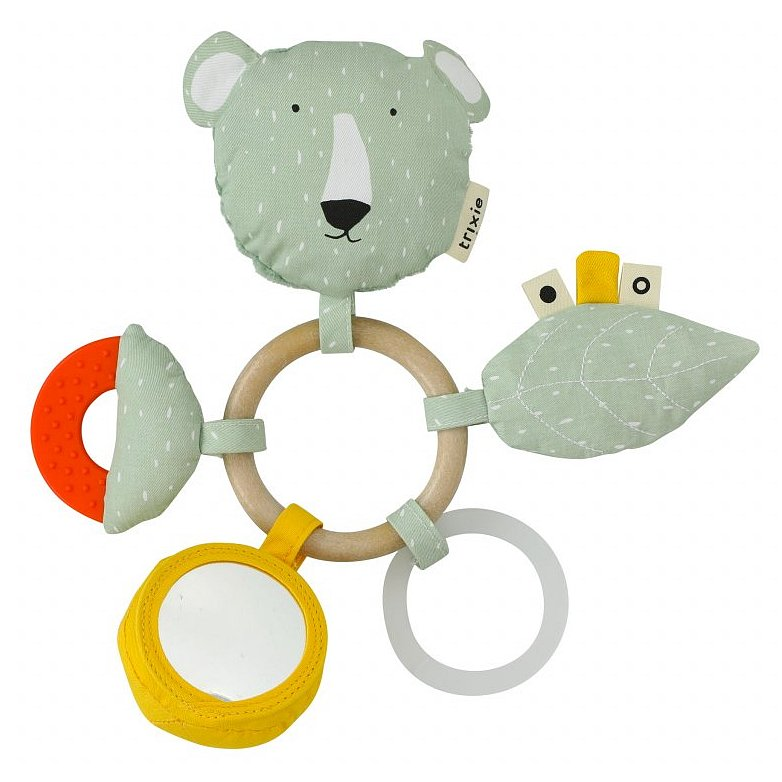 Trixie Aktivity kroužek Mr. Polar Bear 60cm
