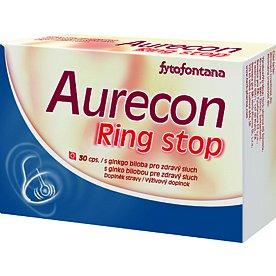 Fytofontana Aurecon RingStop orální tobolky 30