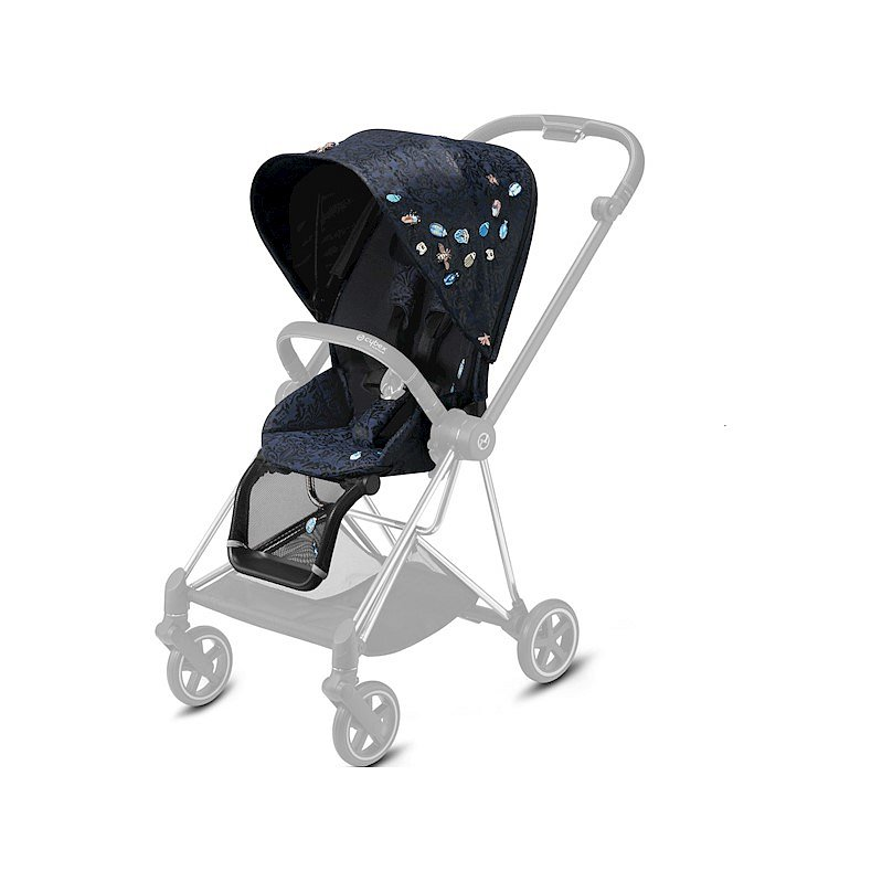 Cybex Mios Seat Pack Fashion sada potahů Jewels Of Nature ml