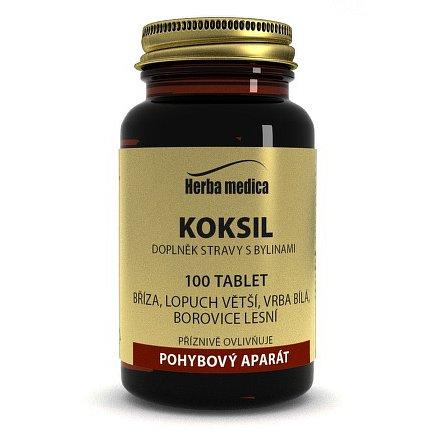 Herba medica Koksil 100 tbl.