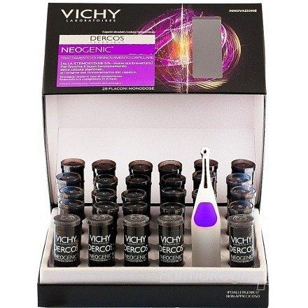 Vichy Dercos Neogenic Kúra pro znovuobnovení vlasů 28 x 6ml